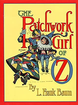 book cover of The Patchwork Girl of Oz