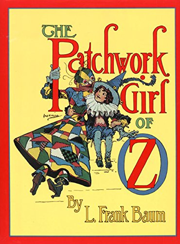 The Patchwork Girl of Oz (Books of Query)