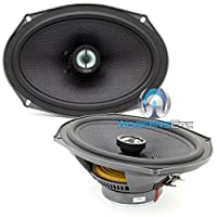 OEM 690CA1 SG - Focal 6 x 9 150W RMS Access 1 Series Coaxial Speakers