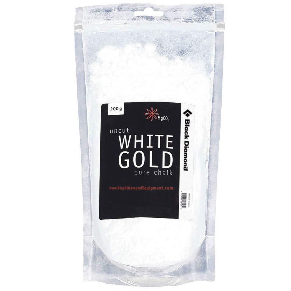 Black Diamond 200 g Loose Chalk, 200g, White by Black Diamond