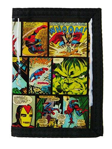 Marvel Comics Avengers Tri fold Wallet product image