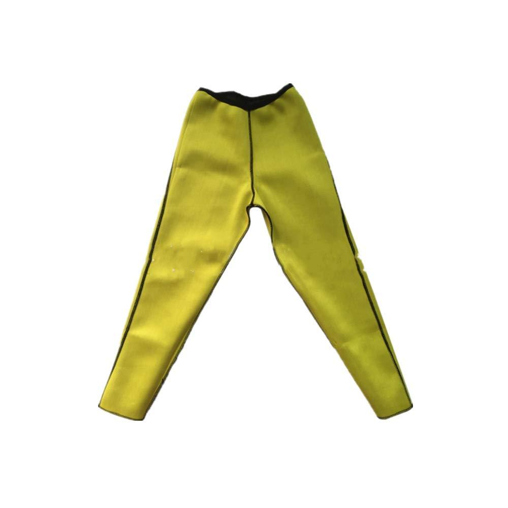 Alicestock Damen Saunahose Neopren Sport Kompression zum Verbrennen von Fettverbrennung Gymnastik Abnehmen Yoga Fitness