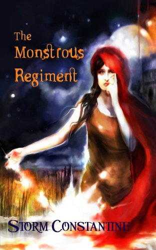 book cover of The Monstrous Regiment