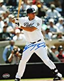 Kyle Blanks Signed Padres Baseball 8x10 Photo COA Picture Autograph A's - PSA/DNA Certified - Autographed MLB Photos