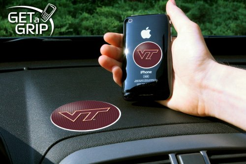(FANMATS NCAA Virginia Tech Hokies Plastic GetaGrip)