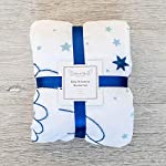 Large-40x-60-Monthly-Baby-Milestone-Blanket-Set-for-Newborn-Boy-or-Girl-or-Twins-Soft-Thick-Premium-Fleece-Material-Baby-Shower-Gift-Ready-Includes-Star-Bear-Photography-Background