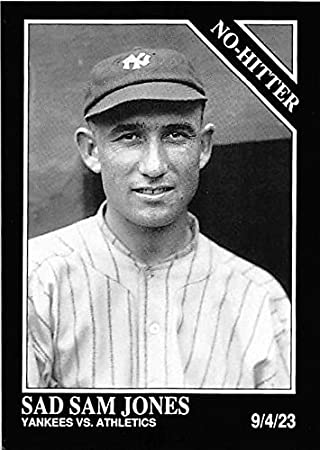 Image result for Sam Jones 1923 baseball photos