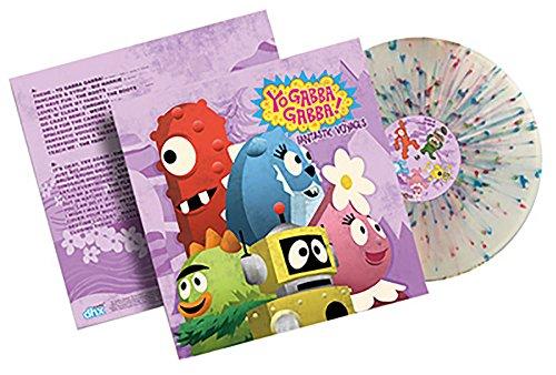 (Yo Gabba Gabba - Fantastic Voyages Exclusive Clear w/ Multicolor Vinyl)