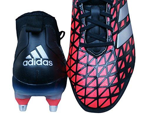 Adidas Kakari Kraft Sg Menns Rugby Støvler Svart