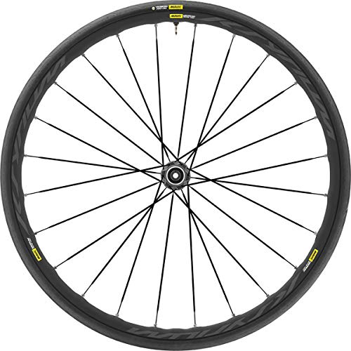 Mavic Ksyrium Elite UST Disc Wheel Black, Rear, 12x142, Shimano/SRAM, CL
