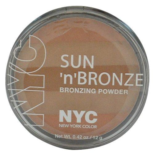NYC New York Color Sun 'n' Bronze Bronzing Powder Sunsational #710