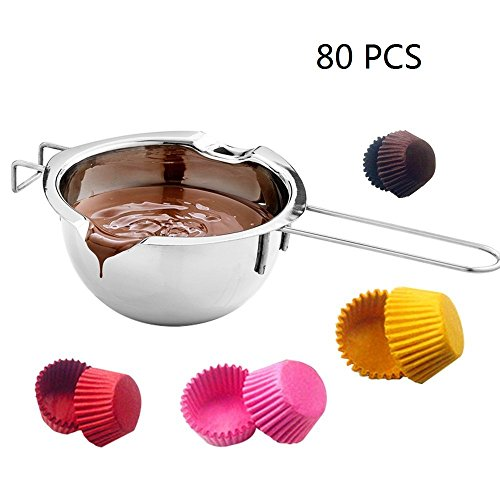 double boiler with spout - 9