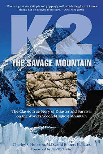 Image of K2 The Savage Mountain