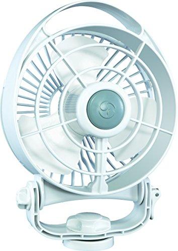 Caframo 24V Bora Fan, 0.15A High Draw, 0.11A Medium Draw, 0.