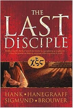 Book The Last Disciple (Brouwer, Sigmund)