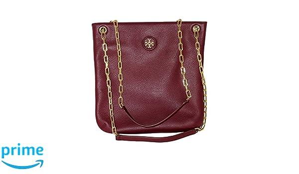 cc4157e68cc6 Amazon.com  Tory Burch Women s Whipstitch Logo Swingpack Hobo Shoulder Bag  40913  Shoes