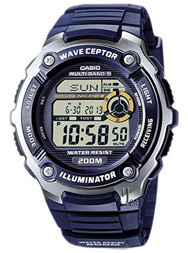 Casio Gents Watch RadioWatches WV-200E-2AVEF