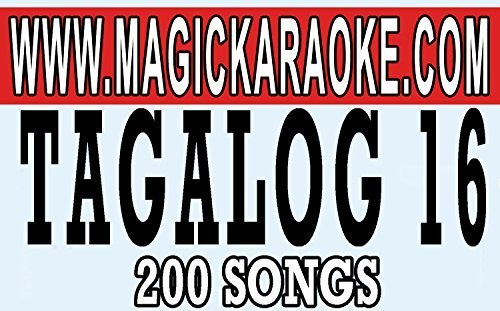 magic sing karaoke mic song chip TAGALOG 16 or XTREME VOL 6 feat. SAM SMITH STAY WITH ME and more LATEST R&B POP AND OPM