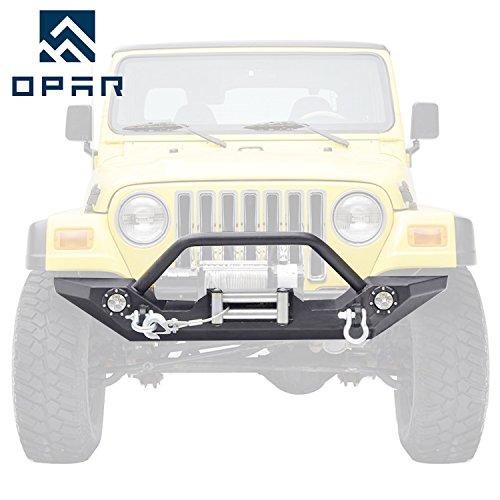 jeep wrangler rubicon x bumper - 8