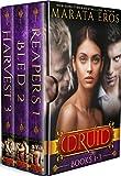 The Druid Series Boxed Set (Volumes 1-3): Dark Paranormal Vampire Menage / MFM Romance by  Marata Eros in stock, buy online here