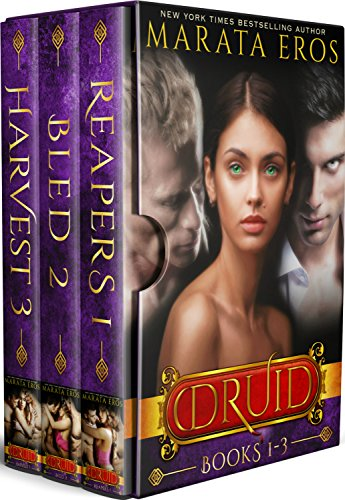 The Druid Series Boxed Set (Volumes 1-3): Dark Paranormal Vampire Reverse Harem Romance by [Eros, Marata]