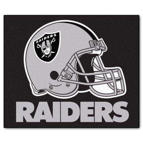 Fan Mats Oakland Raiders Tailgater Rug, 60