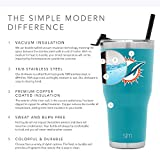 Simple Modern NFL Miami Dolphins 30oz Tumbler with