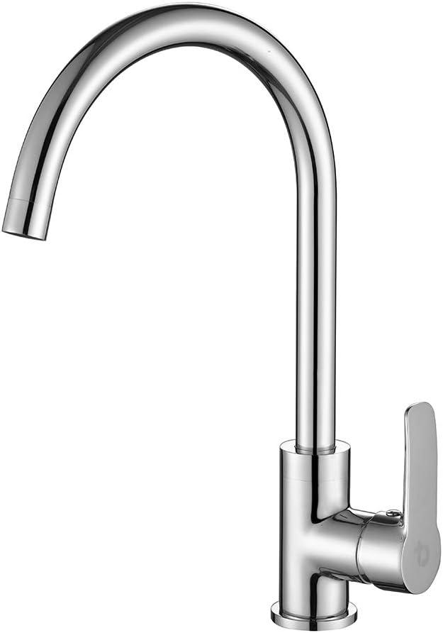 bec pivotant pour robinet de cuisine mitigeur chrom/é Buy4Top Mitigeurs pour /évier de cuisine haut de gamme