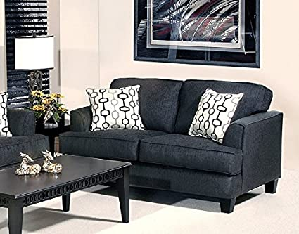 Amazon.com: Serta Upholstery 5600LS 5600LS01 Contemporary ...