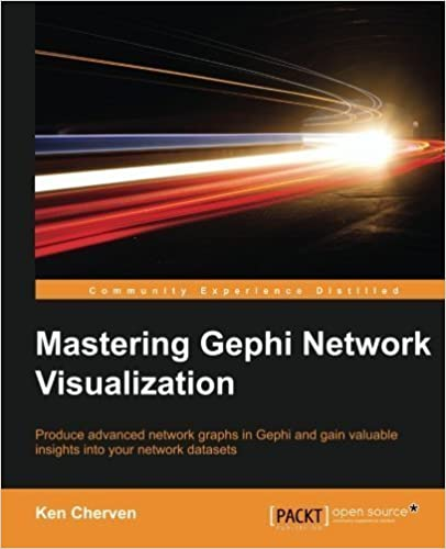 Mastering Gephi Network Visualization by Ken Cherven (2015-01-28)