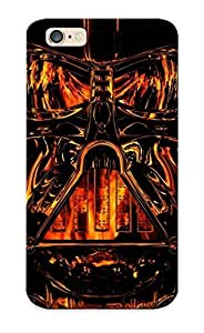 Honeyhoney New Arrival 4e91c643186 Premium Iphone 6 Case(darth Vader Star Wars Fire Reflection )
