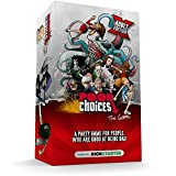 Poor Choices a Hilarious Card Game of Adventure and Sabotage, Adult Edition