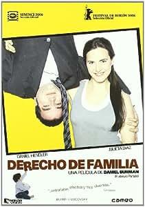 Derecho De Familia [DVD]