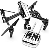 Skin For DJI Inspire 1 Quadcopter Drone – Piano Keys | MightySkins Protective, Durable, and Unique Vinyl Decal wrap cover | Easy To Apply, Remove, and Change Styles | Made in the USA