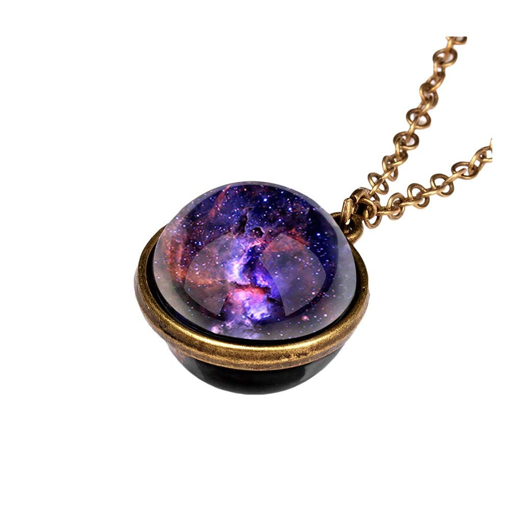 Beautiful Galaxy necklace