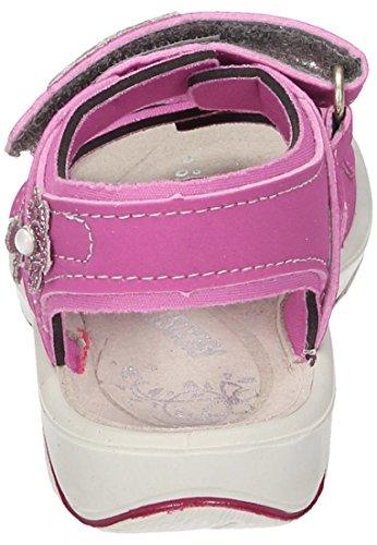 Ricosta Sandale 43 Peony pink girls 410458 M vzcrqpHwv