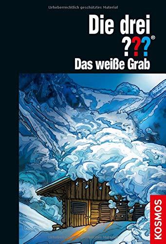Die drei ??? Das weiße Grab Gebundenes Buch – 13. September 2018 Ben Nevis Silvia Christoph Franckh Kosmos Verlag 3440148440