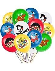 Ryans World Theme Birthday Balloons Party Decorations - Ryans Toys Review Balloons Birthday Party Supplies(40PCS)