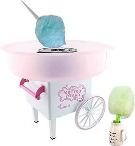 500 Vatios Máquina de algodón de azúcar para el hogar, Retro ...