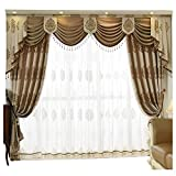 Queen's House Blackout Curtain Grommets Living Room Custom Size-G