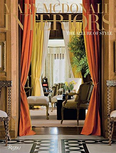 Allure Furniture Designs - Mary McDonald: Interiors: The Allure of Style