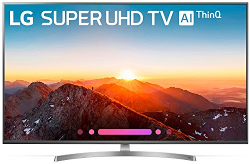 LG Electronics 65SK8000 65-Inch 4K Ultra HD Smart LED TV (2018 Model)]()