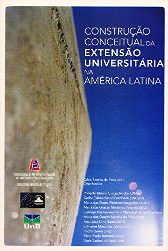 Contribuições para a Construção Conceitual da Extensão Universitária na América Latina