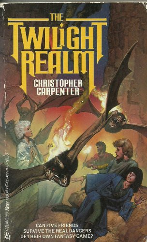book cover of The Twilight Realm