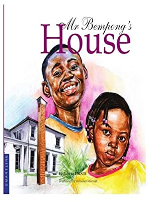 book cover of Mr. Bempong\'s House