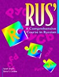 img - for RUS': A Comprehensive Course in Russian by Sarah Smyth (23-Jul-2002) Paperback book / textbook / text book