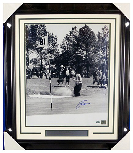 - Jack Nicklaus Autographed Signed Framed 16x20 Photo - Certified Authentic