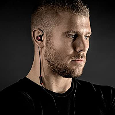 SOUL Electronics SP07BU Soul Electronics Pulse Ultra-Light Reversed Fit Earphones
