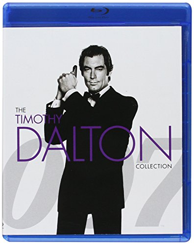 007 The Timothy Dalton Collection Blu-ray