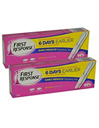 2 x First Response Pregnancy Testing Kits OLD STYLE (2 Test Pack) 4 Tests in Total BOBEBE Online Baby Store From New York to Miami and Los Angeles
